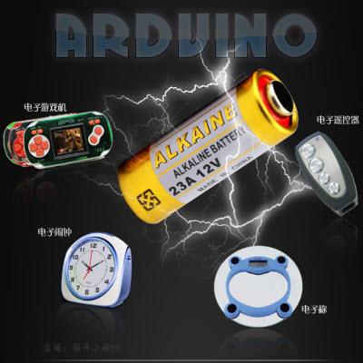 Батарейка А23 (L1008) Alkaline 12V