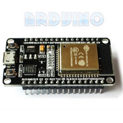 ESP32 Wi-Fi BluetoothWROOM-32