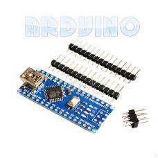 контролер Arduino Nano V3.0 ATMEGA 328P