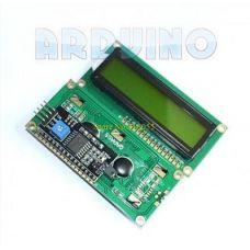 LCD1602 + I2C дисплей для проектів Arduino