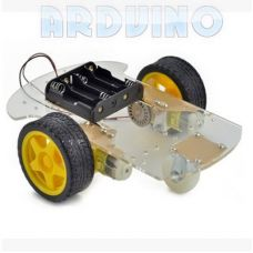 2wd колісна робо-платформа для Arduino