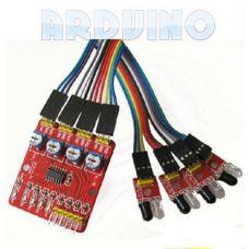 4-канальний інфрачервоний  модуль перешкод Arduino