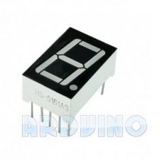 7-ми сегментный індикатор LED 5161AS цифровий