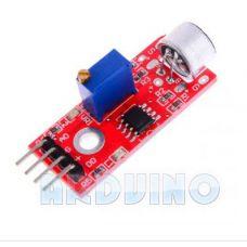 Cенсор модуля мікрофону для Arduino KY-037
