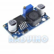 понижуючий конвертер 3.2 - 40В до 1.25 - 35В LM2596