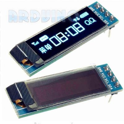 Дисплей OLED  I2C 128x32 0.91 для Arduino