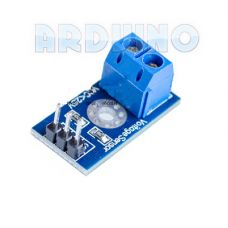 Сенсор детектор напруги постійного струму до 25В