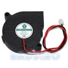 Вентилятор охолодження равлик 5015 12В принтера