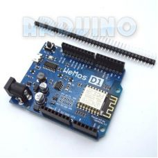 Arduino  WeMos D1 R2 на базі ESP8266