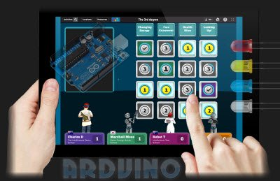 Індикація та LED для Arduino